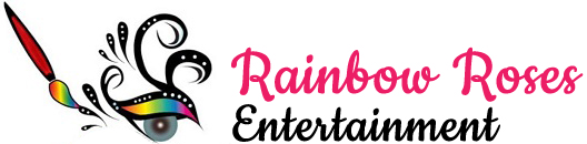 Rainbow Roses Entertainment Logo